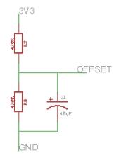 circuito offset esp8266 AD 0.5v