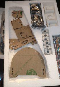 Impresora 3D en partes HESINE M-505