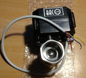 válvula-BACO-CR02-acero-inoxidable-Arduino